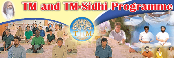 tm and tm sidhi programme